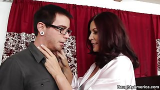 Magdalene St. Michaels & Dane Cross in My Friends Hot Mom